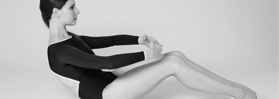 《維多莉亞的秘密》超模推薦!三招芭蕾動作瘦掉小腹肥油