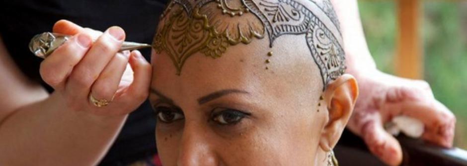 剃掉頭髮一樣美麗!幫癌症化療病人打造最美的造型