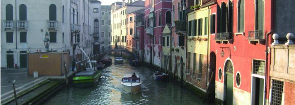 誰說花錢才能過好生活?威尼斯教會我的慢活哲學