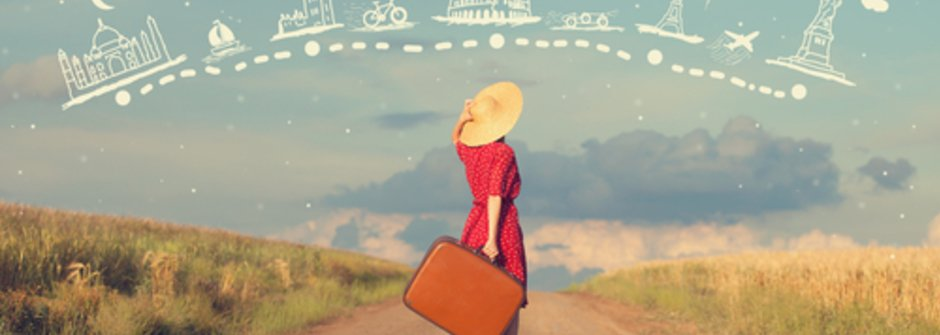 旅行中也有好膚質的保養七件事