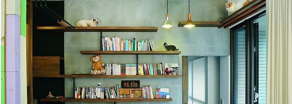 妳的家就是貓咪的幸福遊樂園!