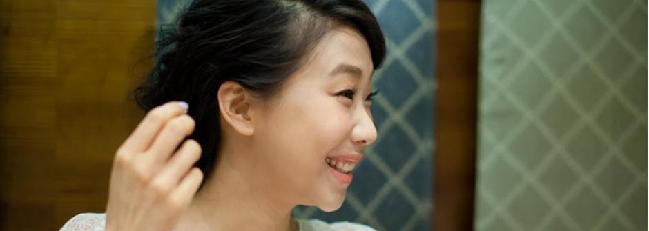 勇敢的微笑天使胡婷婷:受過傷,更相信愛