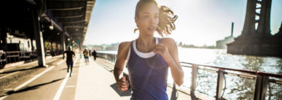 跑出一身輕:你該培養的慢跑好習慣