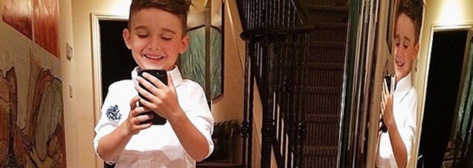 十幾萬人都愛他!instagram 五歲小型男 阿隆索