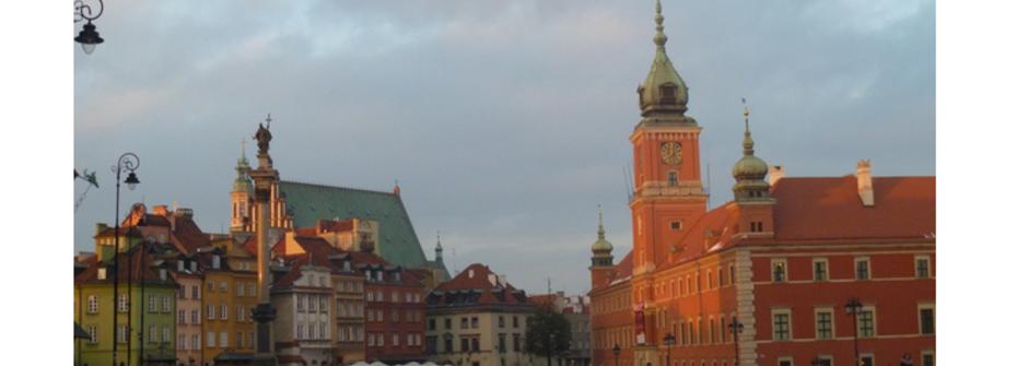 你知道波蘭華沙也有小美人魚嗎?感受舊城的新氣象