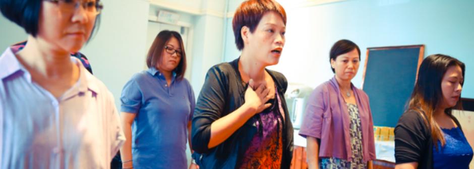 香港女人戲劇新體悟:「我們都很渺小,但我們都很重要」