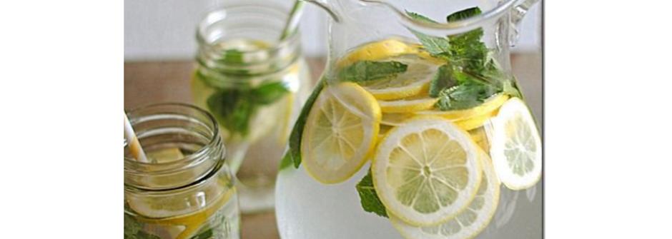 怎麼喝最健康?教你做出養肌解毒的檸檬水
