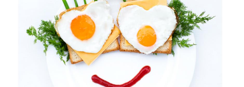 吃早餐是一件很減重的事!七個早餐塑身秘密