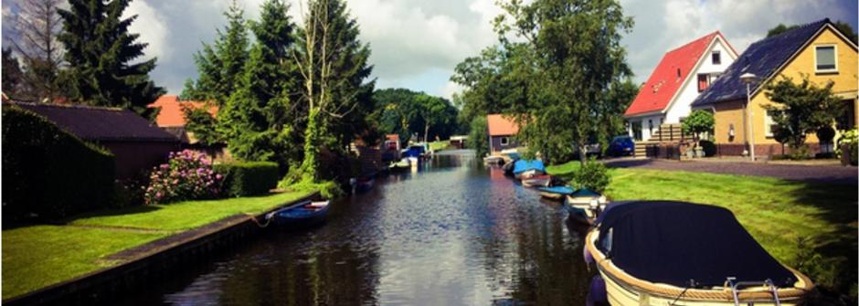 荷蘭羊角村 Giethoorn:等待知心人來訪