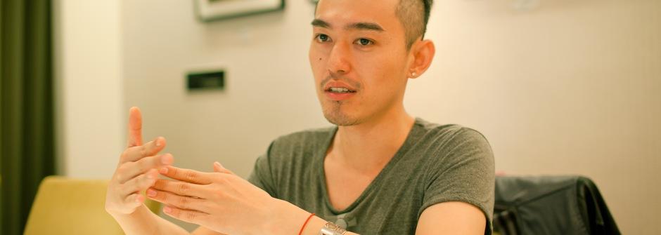 帥氣新生代旅遊作家 Peter Su ,關於冒險的七個問答
