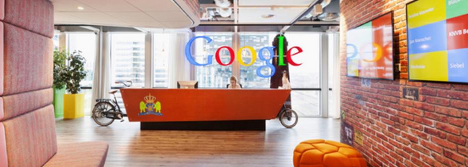 邊玩邊工作!荷蘭 Google 辦公室的快樂基因