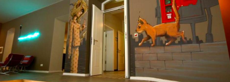合女生的口味:風格獨特的柏林青年旅館 cat's pajamas hostel