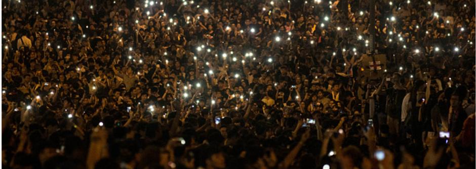一個香港人眼中的佔中運動:催淚彈再多,都敵不過我們愛港的心