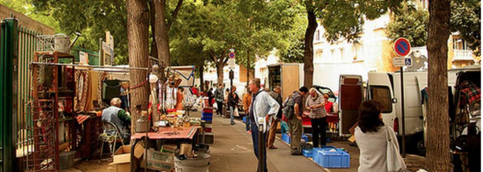 捨不得告訴更多人!巴黎女人的私藏市集