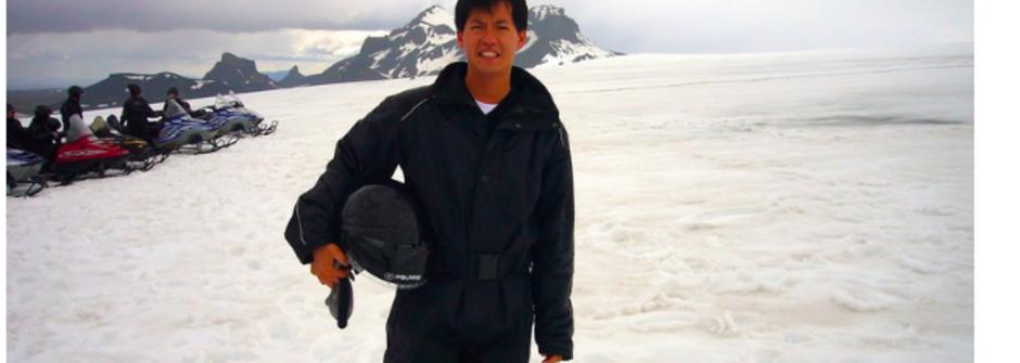 深度旅行家謝哲青:「別讓缺陷成為人生的侷限」