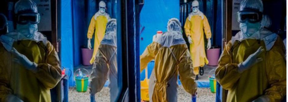 無國界醫生救人反染病!伊波拉病毒登陸美國