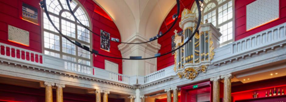 前衛與復古的戀愛:荷蘭教堂變身超時尚博物館