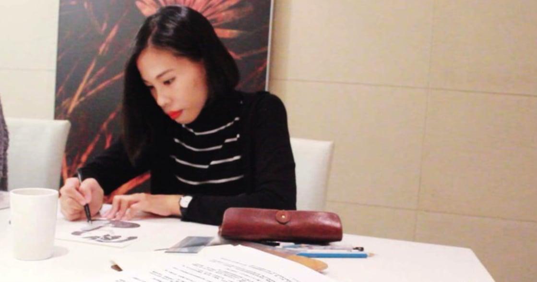 「別怕往未知前進,勇敢是我們強大的武器」專訪人氣插畫家欣蒂小姐