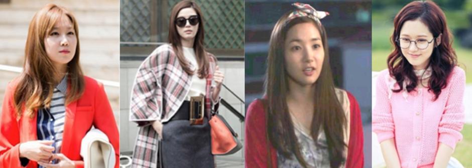 沒關係,是時尚啊!跟韓劇女星偷學冬日亮眼的五種單品穿搭