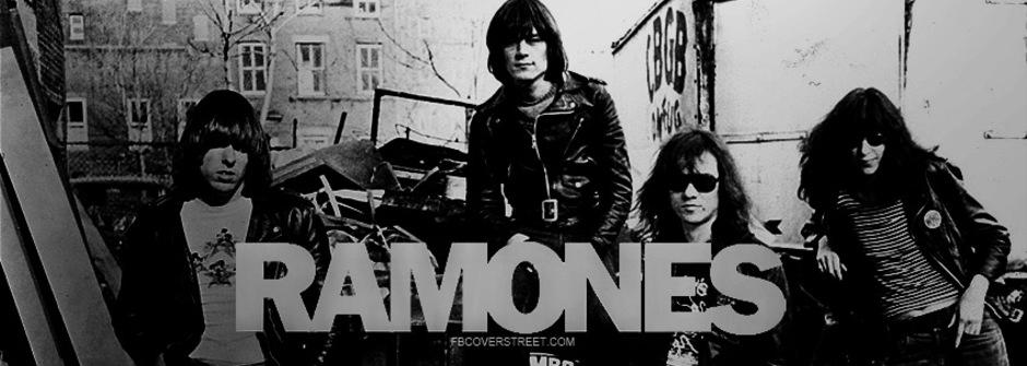 RAMONES 樂團!帶你走在旅行路上