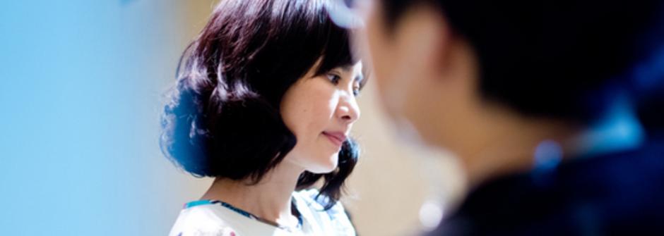 金馬影后陳湘琪的對話錄:生命的出口,用痛來換