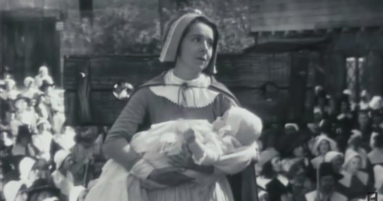 《情婦史》:鮮紅的 A 字烙印!《紅字》中的情婦海斯特.白蘭