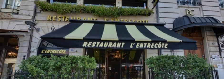 只賣一種食物卻讓法國人大排長龍!波爾多 L'ENTRECÔTE 餐廳