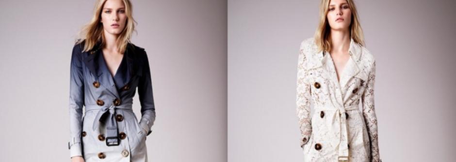 【時尚點評】難忘趙薇的漸層風衣!Burberry Prorsum 2015 的早春驚喜
