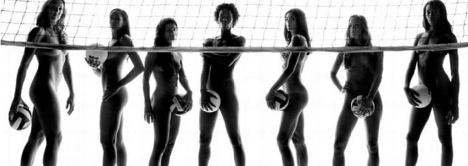 裸體攝影集:運動員帶你看見力量的美學