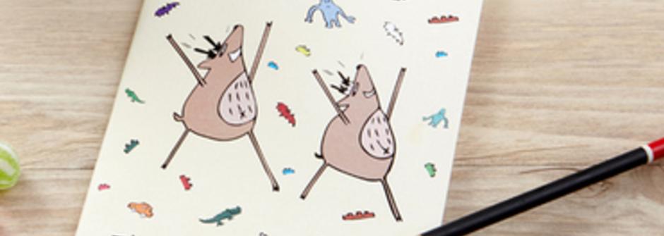 《人生啊,歡迎迷路》九歲過動症插畫家的異想世界