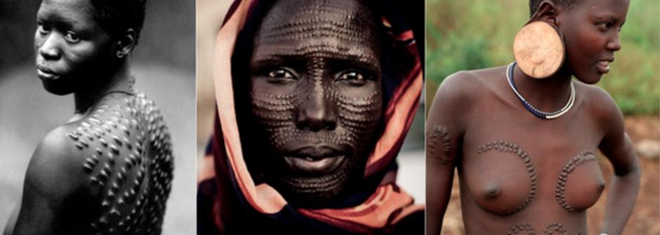 非洲女人 美的疼痛 :每一個女人,都為時代勇敢過