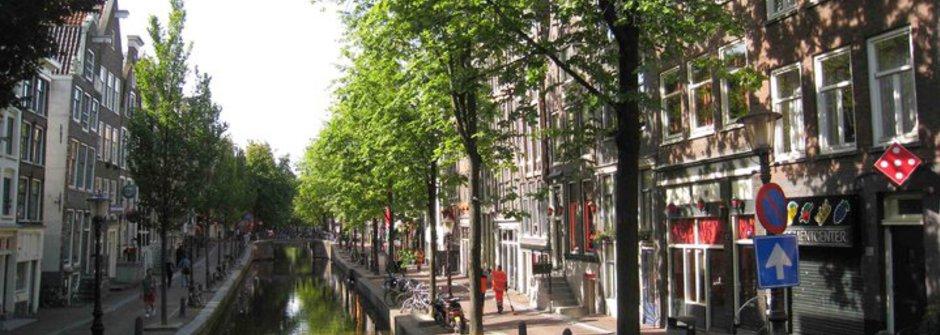 只是實際而已 阿姆斯特丹
