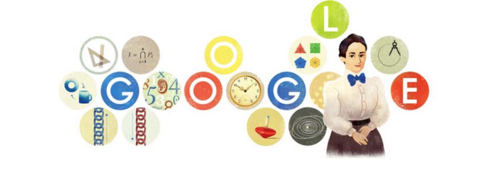 Herstory!生日快樂,數學史上最重要的女人:埃米・諾特 Emmy Noether