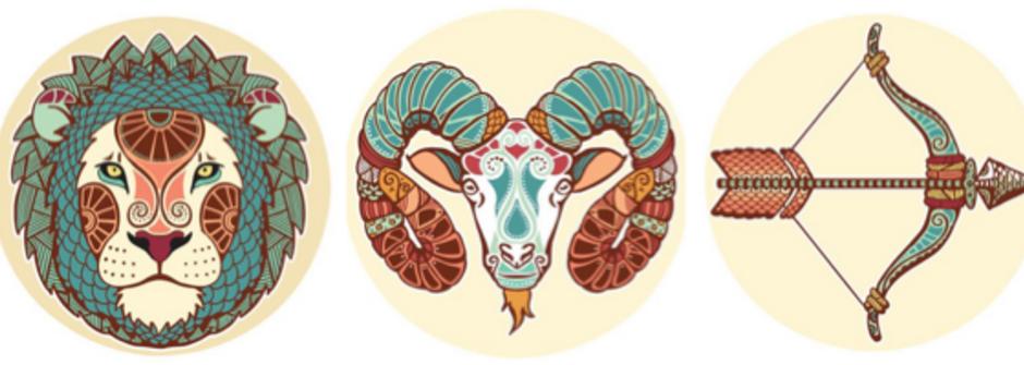 【蘇珊米勒星座專欄】牡羊、獅子、射手:火象星座的四月運勢