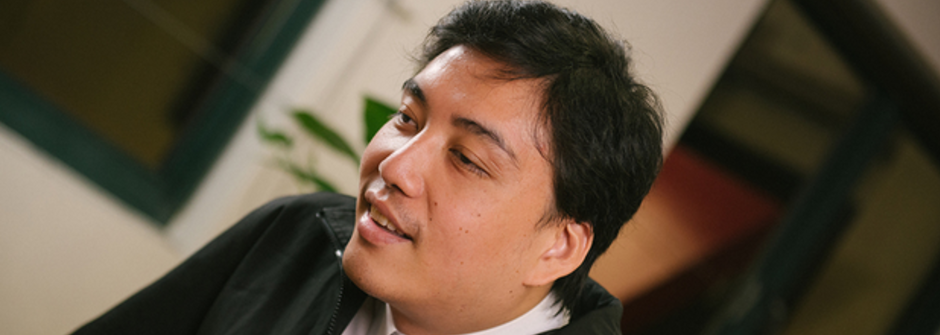 台灣第一位盲人律師:「用我的耳,圓我的夢」李秉宏專訪