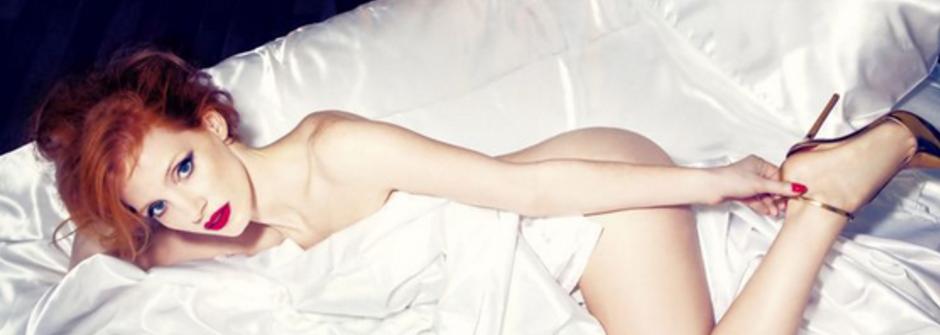 從臨演到一線女星 Jessica Chastain:只要撐過當下,未來會活得更快樂