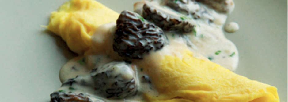 六步驟做出世界上最好吃的歐姆蛋