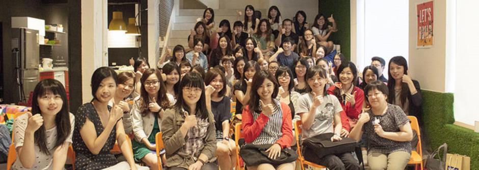 【現場直擊】FB 現身女人迷樂園!首場台灣女工程師聚會