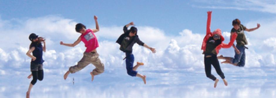 絕美烏尤尼天空之鏡:旅行,讓我慶幸曾活過