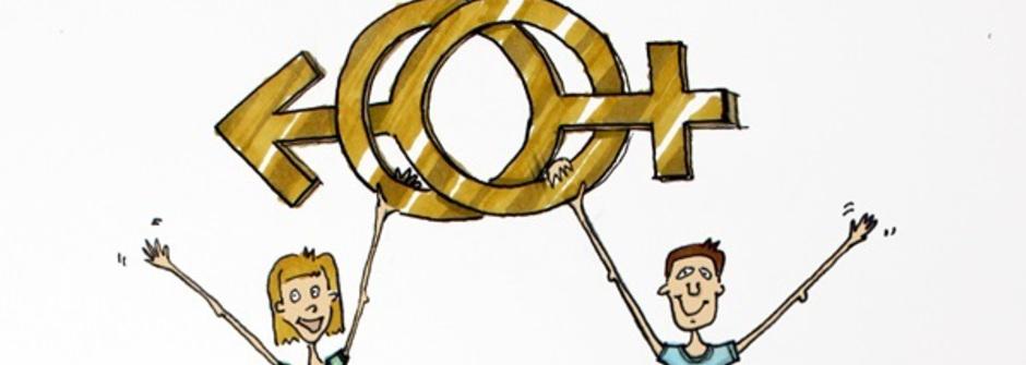 性別平等不只是女生的口號!從漫畫開始,讓「平權」成為動詞