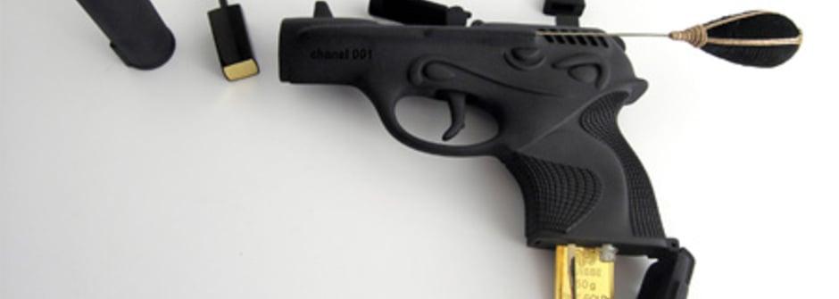 特務專用化妝槍