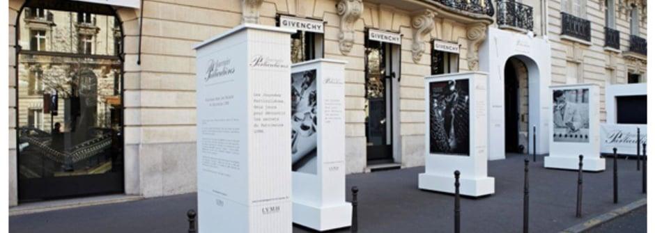 偷窺時尚精品Givenchy巴黎工作室