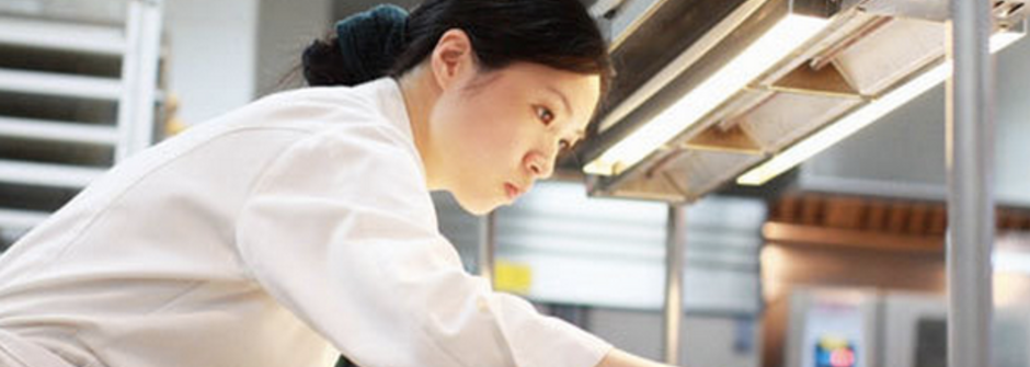 亞洲最佳女主廚陳嵐舒:我想過有「溫度」與「熱度」的人生