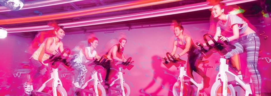 挑剔小姐:Cycle 生活運動,在踩踏間為自己啟程