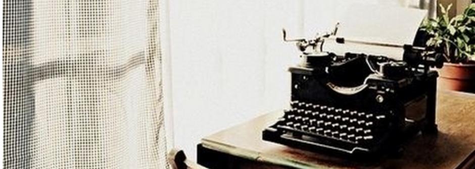 【張曼娟專文】從鉛字談執筆的重量