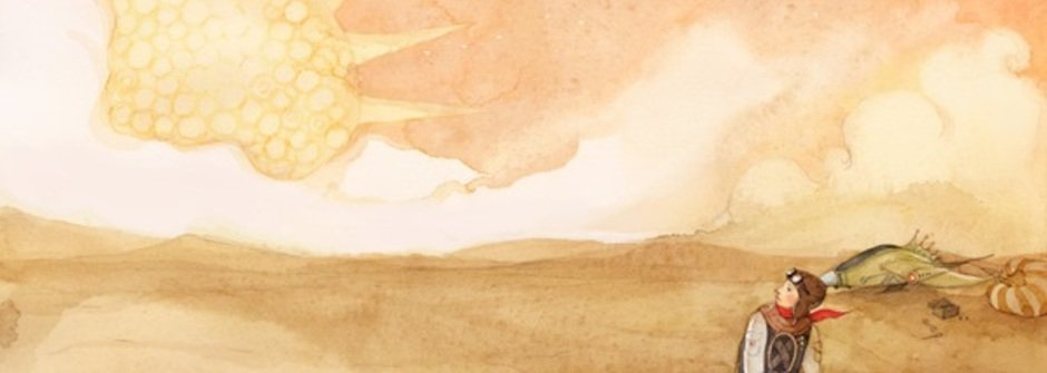 小王子的誕生前傳《風沙星辰》:沙漠,最美麗也最悲涼的風景