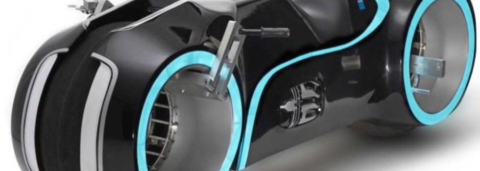 最快實現的夢想《Tron》光輪機車量產上市
