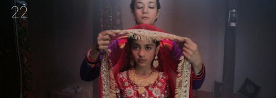 《南亞的新娘》刻畫童婚的痛 : 還給她們象徵幸福的嫁紗