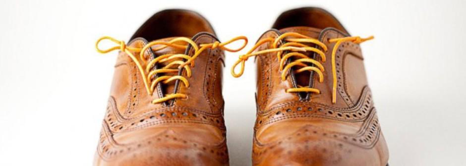 鞋帶的重要性