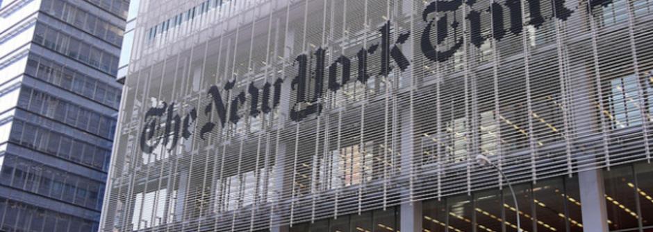 未來五年的媒體變化!《紐約時報》我們的未來之路備忘錄